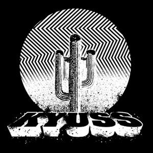 """Kyuss - Cactus 4x4"""" Printed Sticker"""