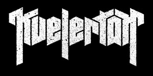 "Kvelertak - Logo 6x3"" Printed Sticker"