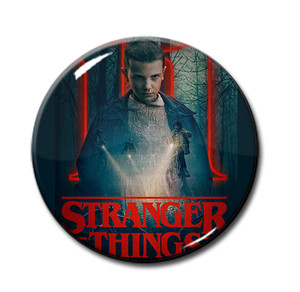 "Stranger Things - Eleven 1.5"" Pin"
