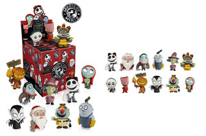 Funko Mystery Minis - Nightmare Before Christmas Series 2