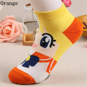 Sailor Moon - Venus Anklet Sock