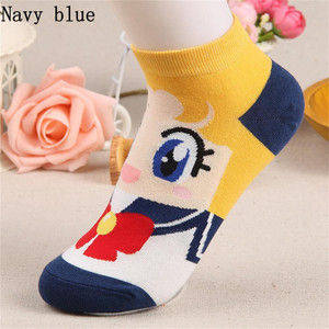 Sailor Moon - Serena Anklet Sock