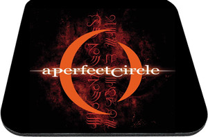"A Perfect Circle - Logo 9x7"" Mousepad"
