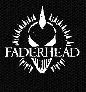 "Faderhead- Logo 4x4"" Printed Patch"