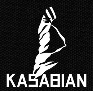 "Kasabian - Kasabian 4x4"" Printed Patch"