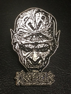 "Kreator - Zombie 3"" Metal Badge Pin"
