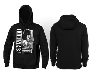 Bikini Kill - Girl Power Hooded Sweatshirt