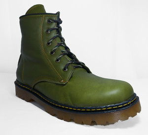 UPIABG Boots - Green Unisex Boots