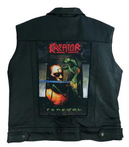 "Go Rocker - Kreator - Renewal 13.5"" x 10.5"" Color Backpatch"