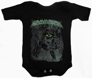 Baby Onesie - Gamma Ray - Master of Confusion
