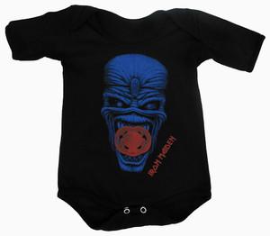 Baby Onesie - Iron Maiden - Baby Eddie
