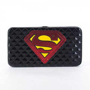 Superman Hinged Wallet