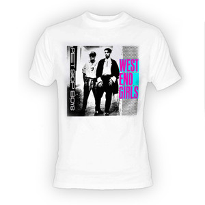 Pet Shop Boys - West End Girls T-Shirt
