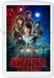 Stranger Things White Lighter