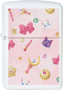 Sailor Moon Wallpaper White Lighter