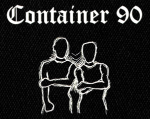 "Container 90 - Logo 6x5"" Printed Patch"