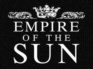 "Empire of the Sun - Crown 5x3"" Printed Patch"