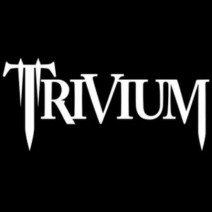 "Trivium Logo 5x5"" Printed Sticker"