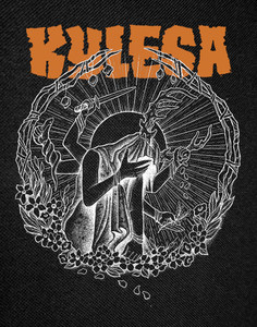 Kylesa - Arms Backpatch 12x15""