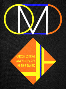 OMD - Orchestral Manouvres in the Dark Backpatch 12x15""