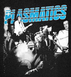 """Plasmatics - Meet the Plasmatics Backpatch 11x14"""""""