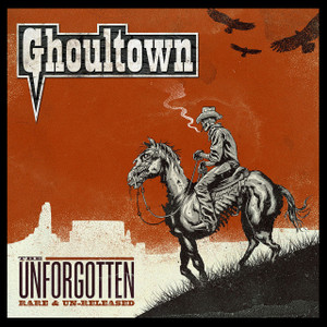 "Ghoultown - The Unforgotten Rare & Un-Released 4x4"" Color Patch"