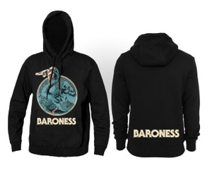 Baroness Hooded Sweatshirt