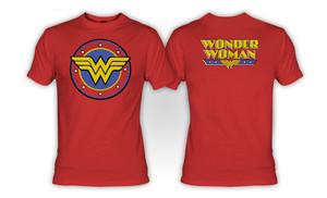 Wonder Woman Logo T-Shirt