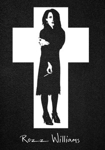 Christian Death - Rozz Williams Backpatch 10x15""