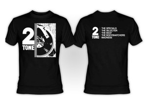 2Tone Bands T-Shirt
