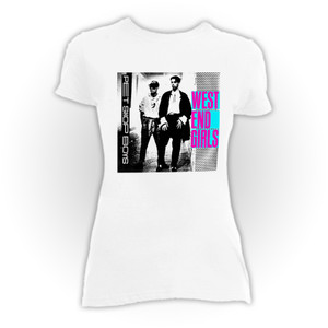 Pet Shop Boys - West End Girls Blouse T-Shirt