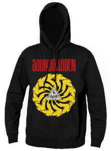 Soundgarden - Badmotorfinger Hooded Sweatshirt