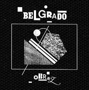 "Belgrado - Obraz 4x4"" Printed Patch"