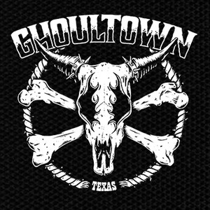 "Ghoultown - Texas 4x4"" Printed Patch"