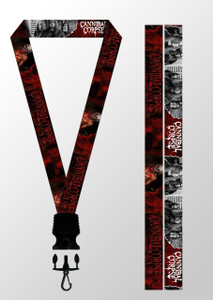 Lanyard - Cannibal Corpse - Torture