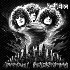 "Destruction - Eternal Devastation 4x5"" Printed Patch"