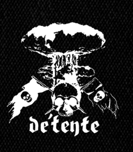 "Detente - Logo 5x5"" Printed Patch"