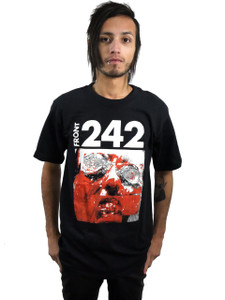 Front 242 - Tyranny Face T-Shirt