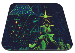 "Star Wars - Episode IV 9x7"" Mousepad"