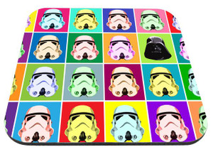 "Star Wars - Pop Art 9x7"" Mousepad"