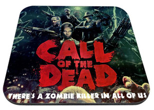 """Call of the Dead 9x7"""" Mousepad"""