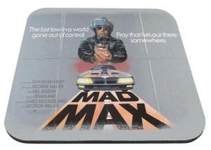 "Mad Max 9x7"" Mousepad"