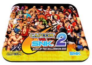 """Capcom vs SNK 2 9x7"""" Mousepad"""
