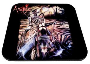 """Amebix - Monolith 9x7"""" Mousepad"""