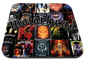 "Motorhead - Collage 9x7"" Mousepad"
