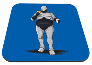 "Chubby Robocop 9x7"" Mousepad"