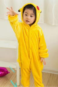 Kid Size Pikachu Kigurumi Onesie