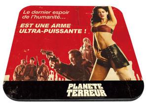 """Planet Terror 9x7"""" Mousepad"""