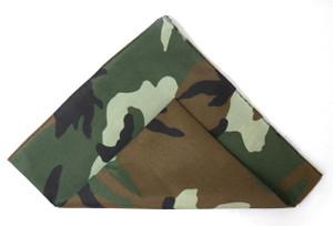 Bandana - Camouflage Pattern
