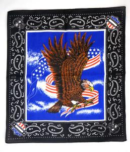 Bandana - Bald Eagle USA